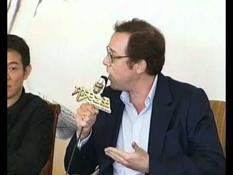 Jet Li and Jackie Chan interview on The Forbidden Kingdom