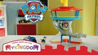 Đồ chơi mô hình Đội chó cứu hộ Paw Patrol - Trạm cứu hộ Paw Patrol [MYKINGDOM]