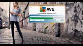 Make It Genuine Activation License AVG Internet Security