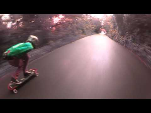 Newton Shred GO LONGBOARD DAY!