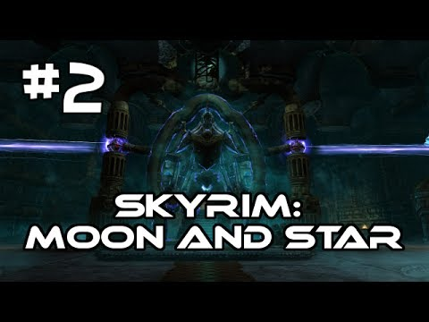 Let's Play Skyrim: Moon and Star Quest Mod (Gameplay/Walkthrough) [Part 2] - The Nerevarine