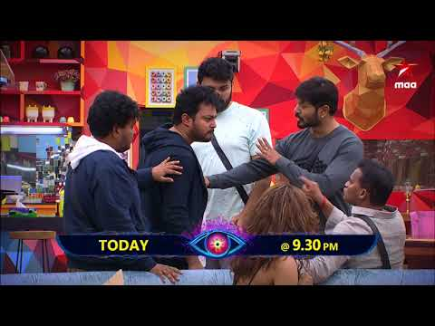 House mates on fire tonight Big Boss Telugu 2