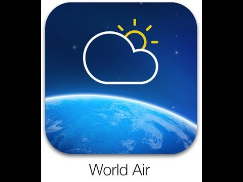 World Air Quality AppStore