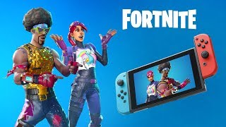 FORTNITE ON NINTENDO SWITCH | PLAY FREE NOW