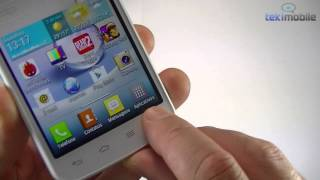 Review Do LG Optimus L4 Tri Chip Com TV Digital