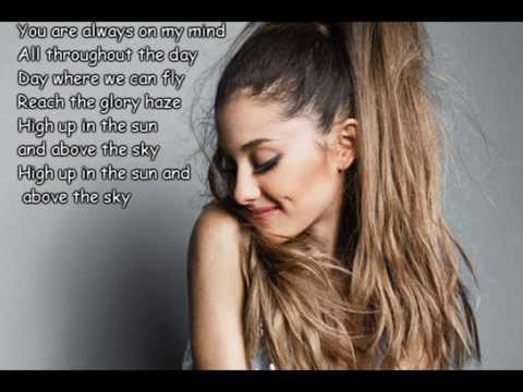 Ariana Grande All my love Lyrics