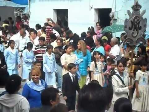 Entrada de los hijos Ausentes a santa anita 2012