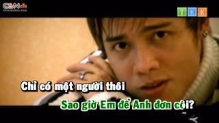 Mong Người Ta Luôn Tốt Luôn Yêu Em - Lưu Chí Vỹ Karaoke Beat