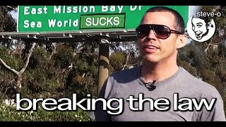 Steve-O: Sea World Sucks
