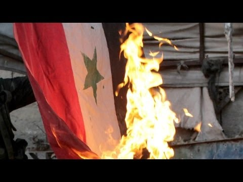 Some Syrian Christians fear Islamist rebels