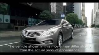 Hyundai Azera (2012) videos