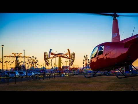 Helicopter Aviation & A Cause - The 2013 Yavapai Fair