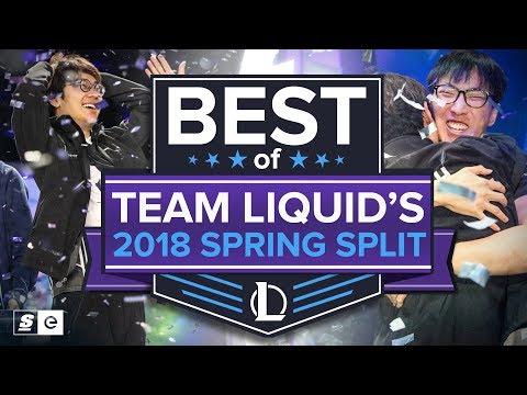 Best of Team Liquid's 2018 NA LCS Spring Split