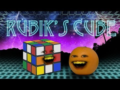 Annoying Orange - Rubik's Cube