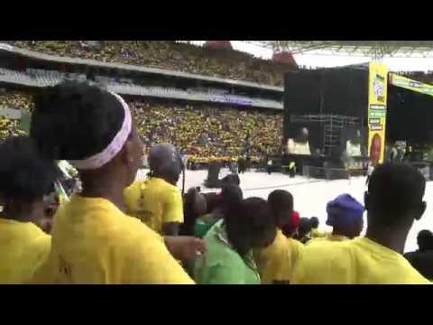 Zuma - umstrittener Erbe von Mandela
