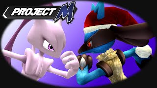 Project M TurboTAStic: MEWTWO VS LUCARIO [Round 1]
