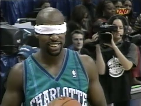 Baron Davis - 2001 NBA Dunk Contest