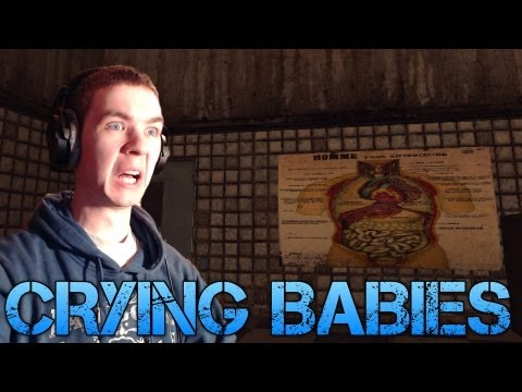 The Room - CRYING BABIES - Indie Horror Game Commentary/Facecam reaction