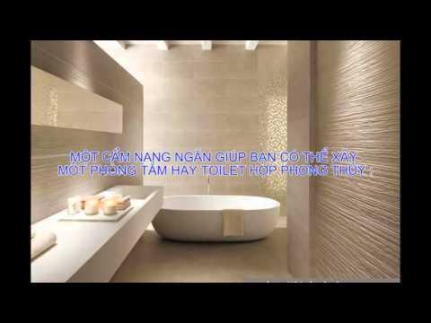 Phong thủy phòng tắm và nhà vệ sinh - SVG Engineering