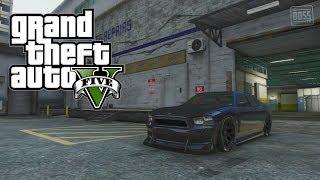 GTA 5 Online: Get Franklin's Car (Custom Bravado Buffalo