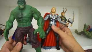 Review Do THOR Avengers Movie Series Walmart Exclusive