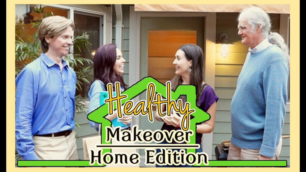 healthy makeover home edition youtube. Black Bedroom Furniture Sets. Home Design Ideas