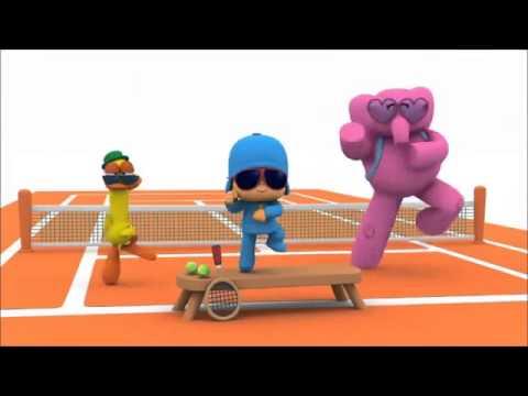 Pocoyo Gangnam Style Oficial