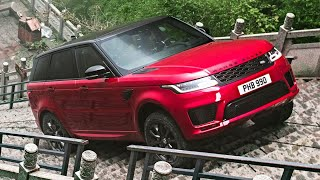 Range Rover Sport – THE DRAGON CHALLENGE | Heaven's Gate (Full Video and Behind the Scenes)
