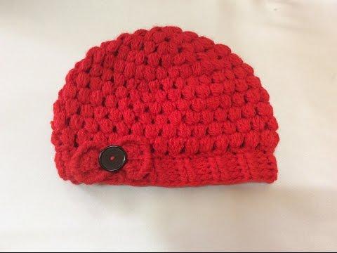 Móc mũ  xinh Crochet a hat