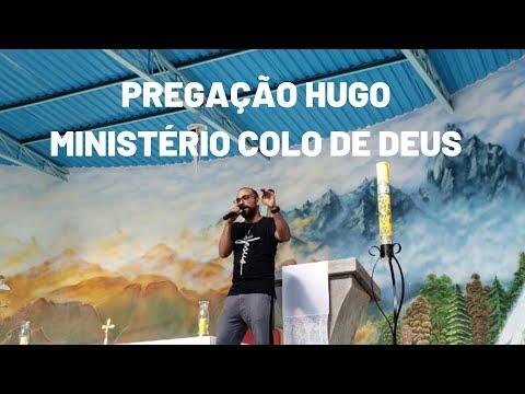 Yeshua | parte 2 | Pregação Hugo, Ministério Colo de Deus | ANSPAZ