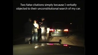 Two False Charges In Electra, Texas. Prosecutor Tries To