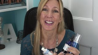 My Skincare Routine ~ Anti-Aging Skin Care For Sensitive Skin