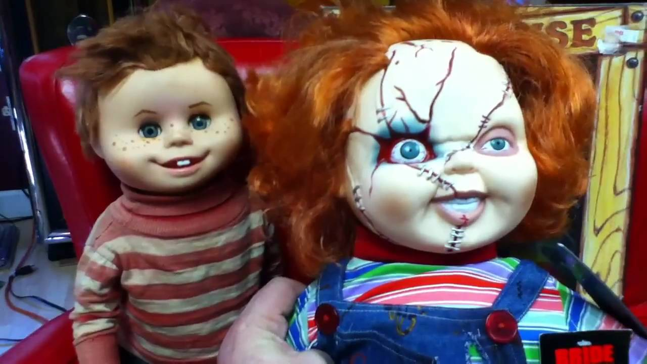 Toys R Us Chucky : My buddy doll inspired chucky from the child s play movies