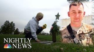 Global War On Terror Memorial Honors U.S. Soldiers | NBC Nightly News