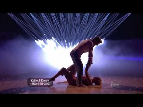 Kellie Pickler & Derek Hough  Freestyle - Dancing With the Stars 2013