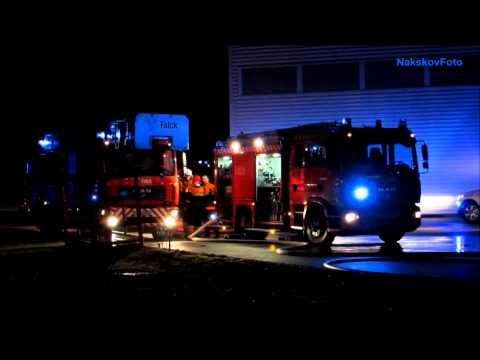 Brand Fjernvarmen i Nakskov