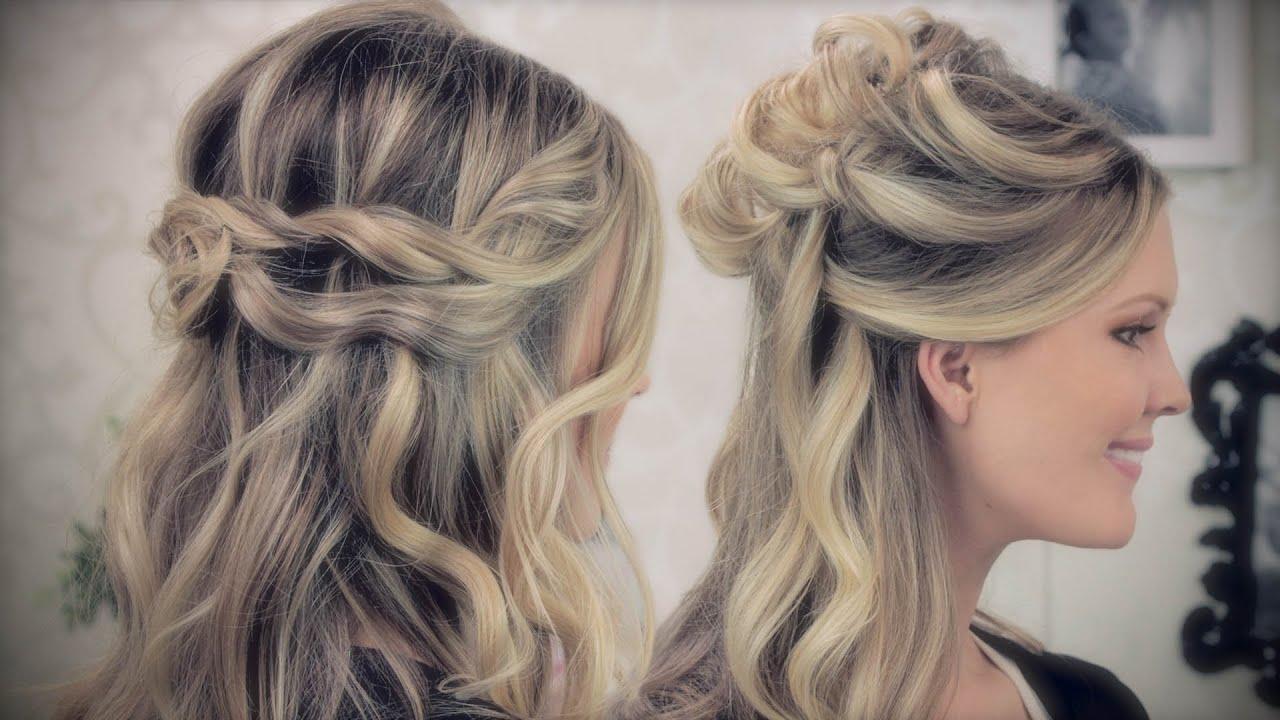 Wedding Hairdo Youtube 40
