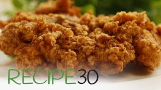 Forget KFC - Watch This! - Incredible Fried Chicken Paprika recipe - By RECIPE30.com