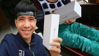 PHD | Trò Đùa Troll Tặng Mẹ iPhone X ( iPhone 10 )