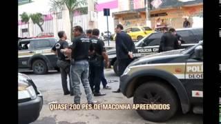 Presa organiza��o criminosa que atuava no Centro-Oeste Mineiro