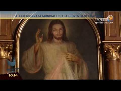 Gmg2016 Card. Dziwisz: papa Francesco e Divina Misericordia