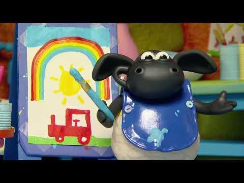 Pojďme se učit s Timmym - 2.díl - Barvy duhy