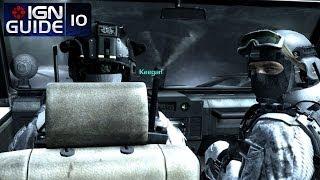 Call Of Duty: Ghosts PS4 Walkthrough Clockwork (Part 10