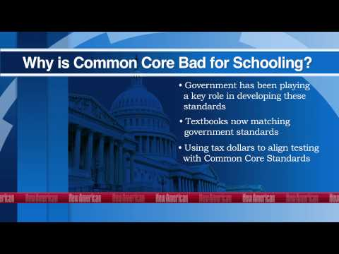 Why Is Common Core Bad for Schooling?