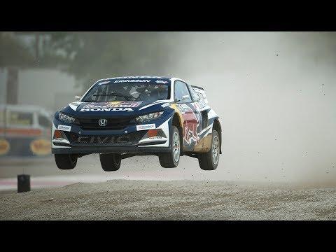 Photo Finish Rallycross in Louisville | Red Bull GRC 2017