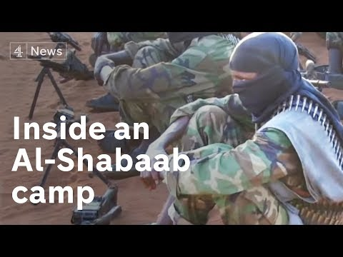 Exclusive: inside an al-Shabaab training camp