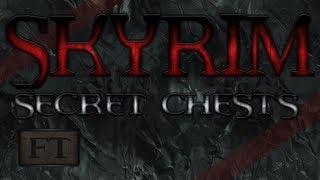 """SKYRIM"" Secret Chests ( Dawnstar, Markarth And Solitude"