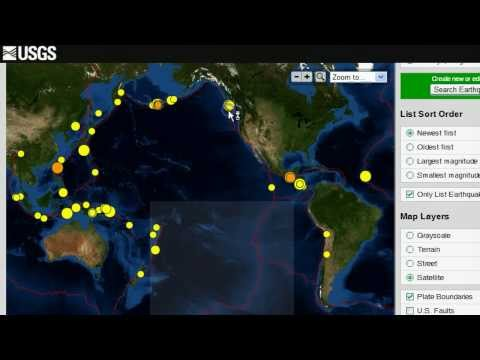 6.5 Earthquake Strikes Guatemala! 10+ 6.0 or Greater Quakes Past 7 Days!