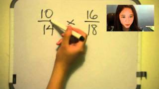 How To Multiply And Reduce Fractions