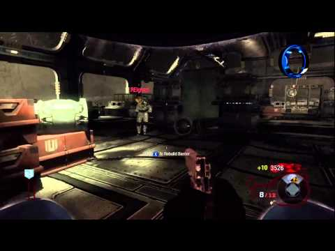 Black Ops! MOON GAMEPLAY! - Rezurrection Zombies Call of Duty Map Pack - Part 1